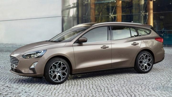 Ford Focus Wagon 2019: Sécurité et caractéristiques technologiques