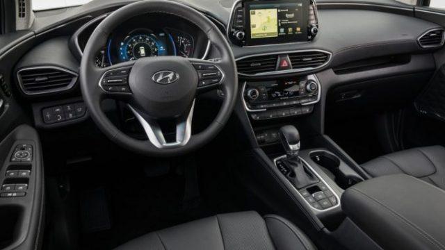 Hyundai US Santa Fe 2019