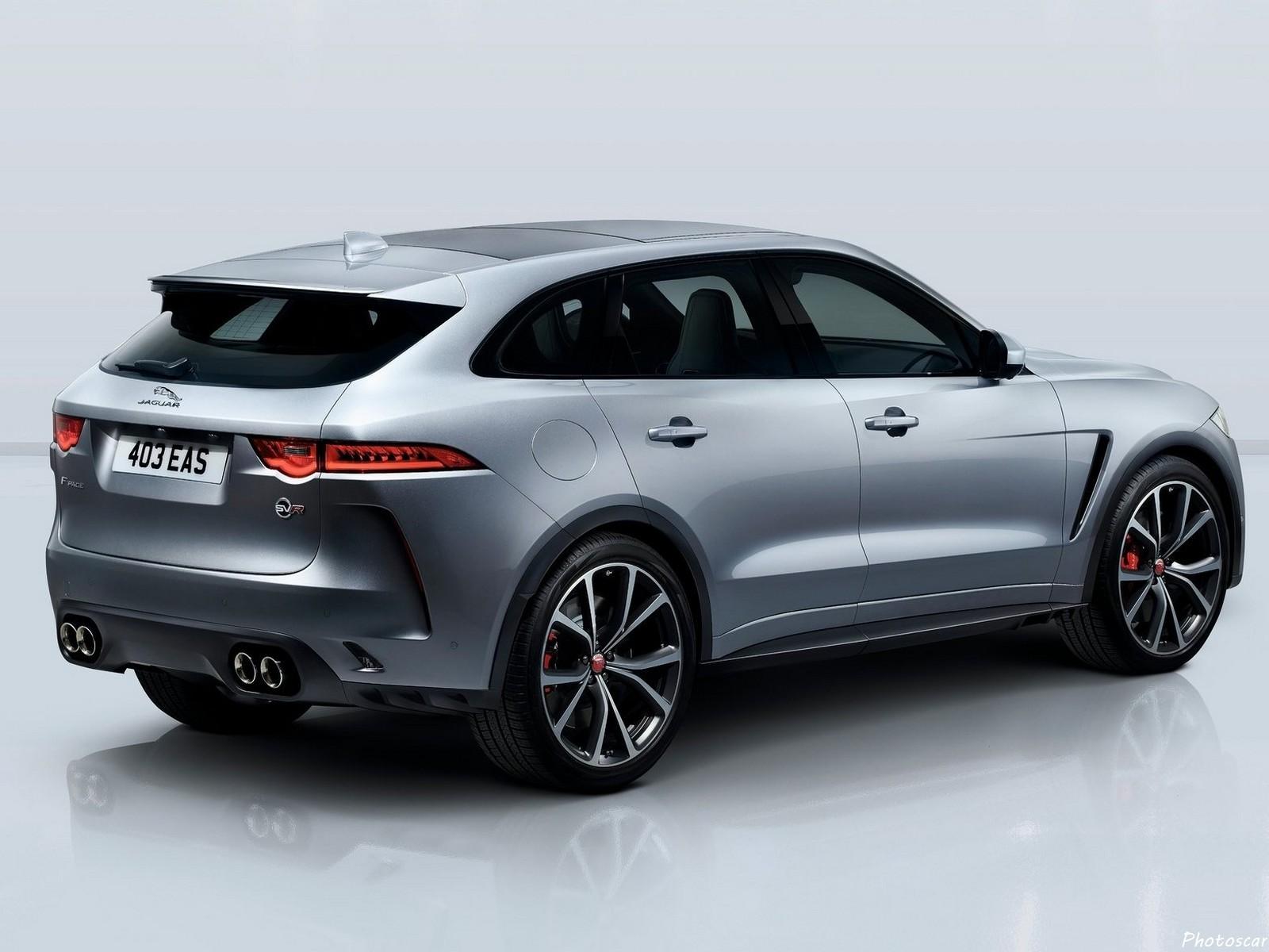 Jaguar F-Pace SVR 2019