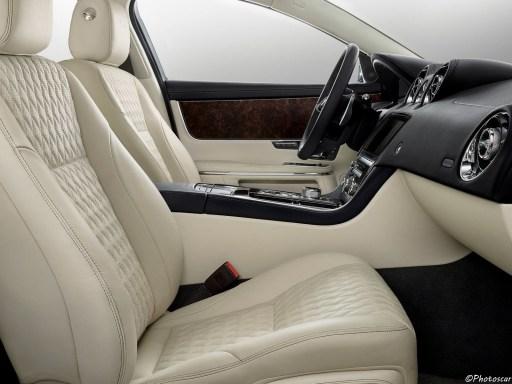 Jaguar XJ50 2019 [07]