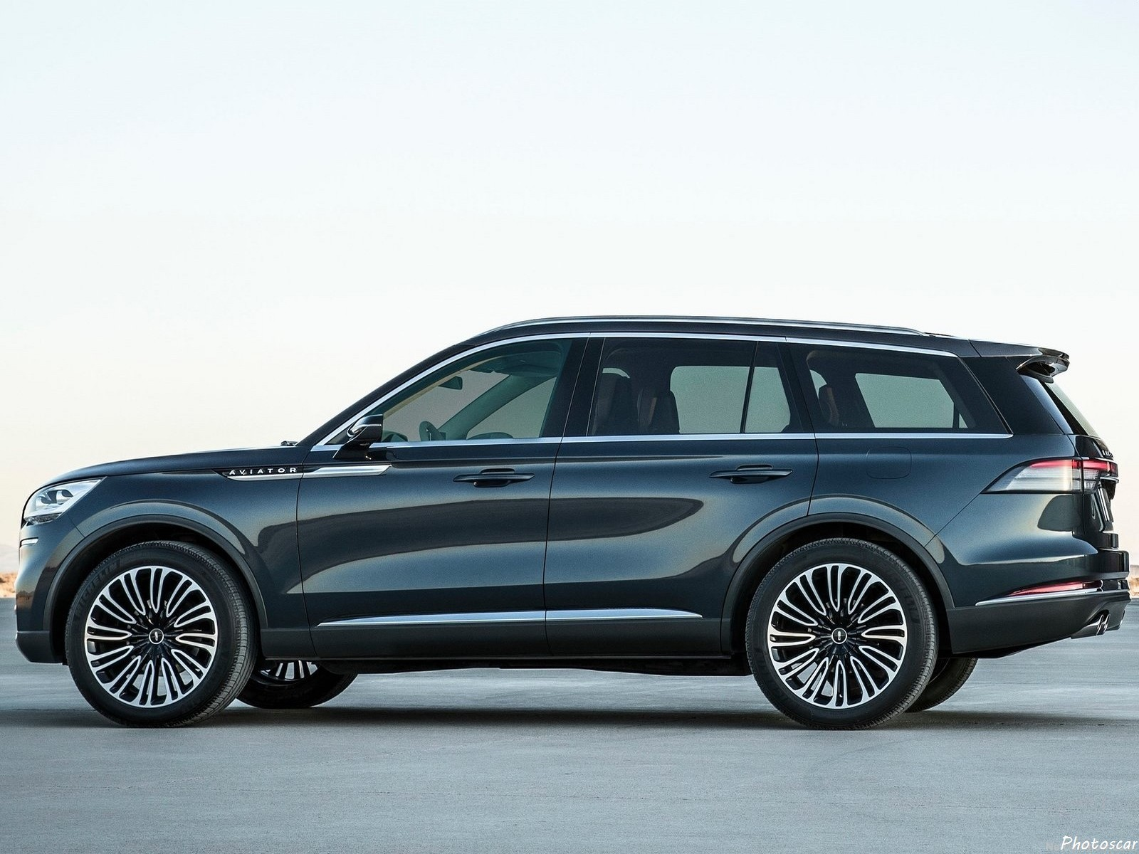 Lincoln Aviator Concept 2018