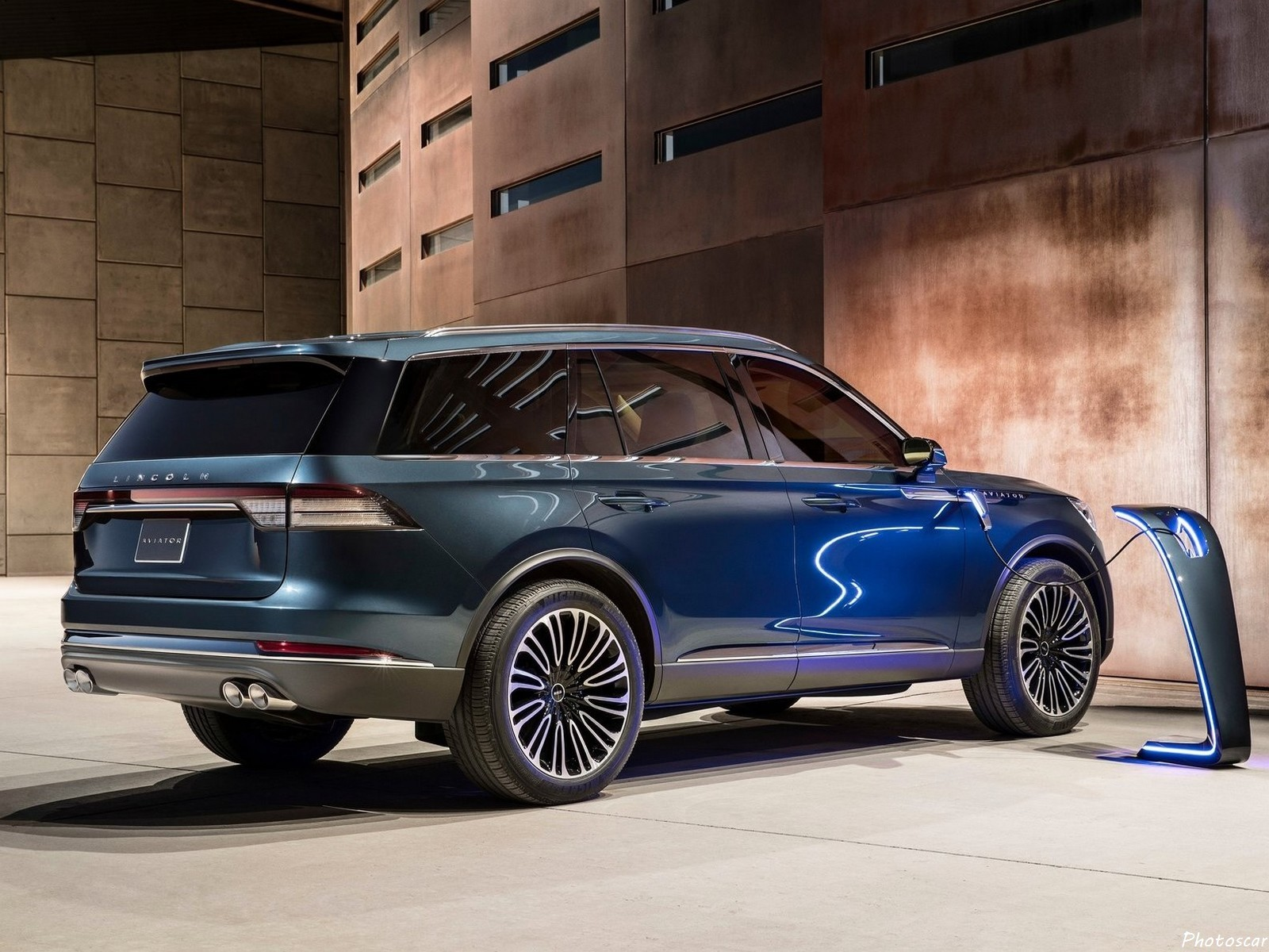 Lincoln_Aviator Concept 2018