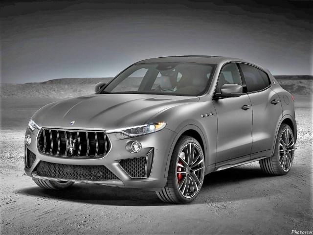 Maserati Levante Trofeo 2019
