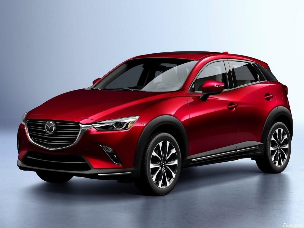 Mazda CX-3 2019 : Présente la mise à jour de son plus petit SUV