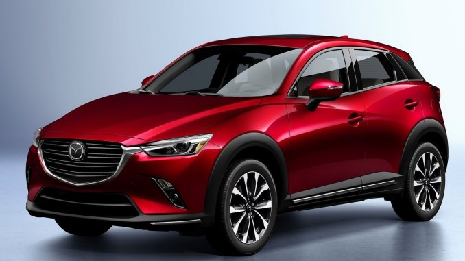 mazda cx 3 2019 pr sente la mise jour de son plus petit vus. Black Bedroom Furniture Sets. Home Design Ideas