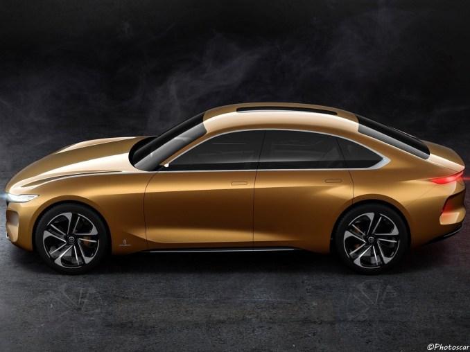 Pininfarina HK H500 Sedan Concept 2018 [08]