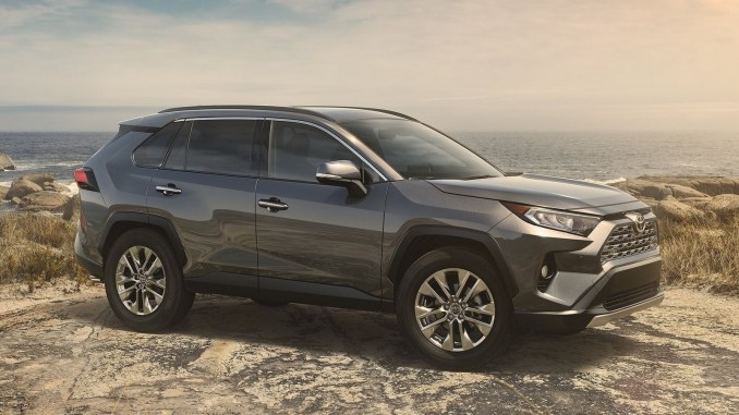 Toyota Rav4 2019 La Cinqui 232 Me G 233 N 233 Ration Au Salon De New York