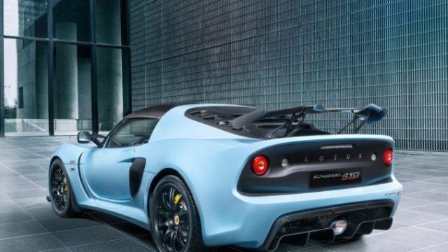 Lotus Exige Sport 410 2018