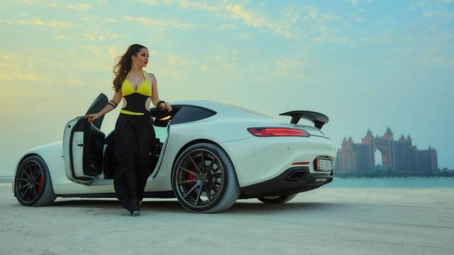 Miss Tuning Calendrier 2017 - Fevrier