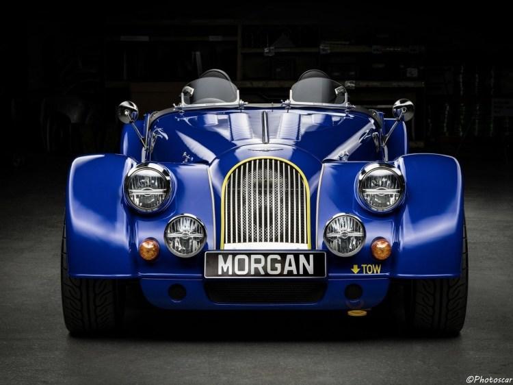 Morgan Plus 8 50th 2018