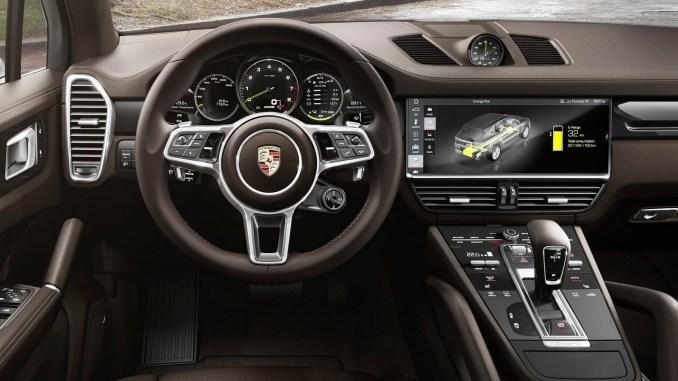 Porsche Cayenne E-Hybrid 2019 [06]