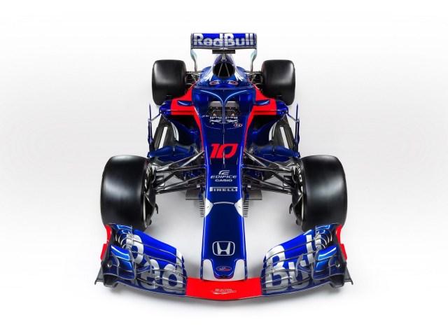 Toro-Rosso STR13 F1 2018