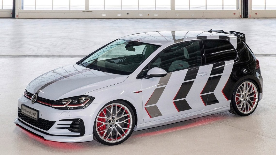 Volkswagen Golf GTI Next Level 2018 au Wörthersee