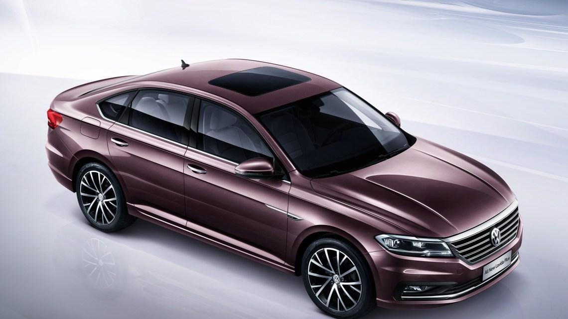 Volkswagen Lavida Plus 2018 exclusivement pour le marché chinois