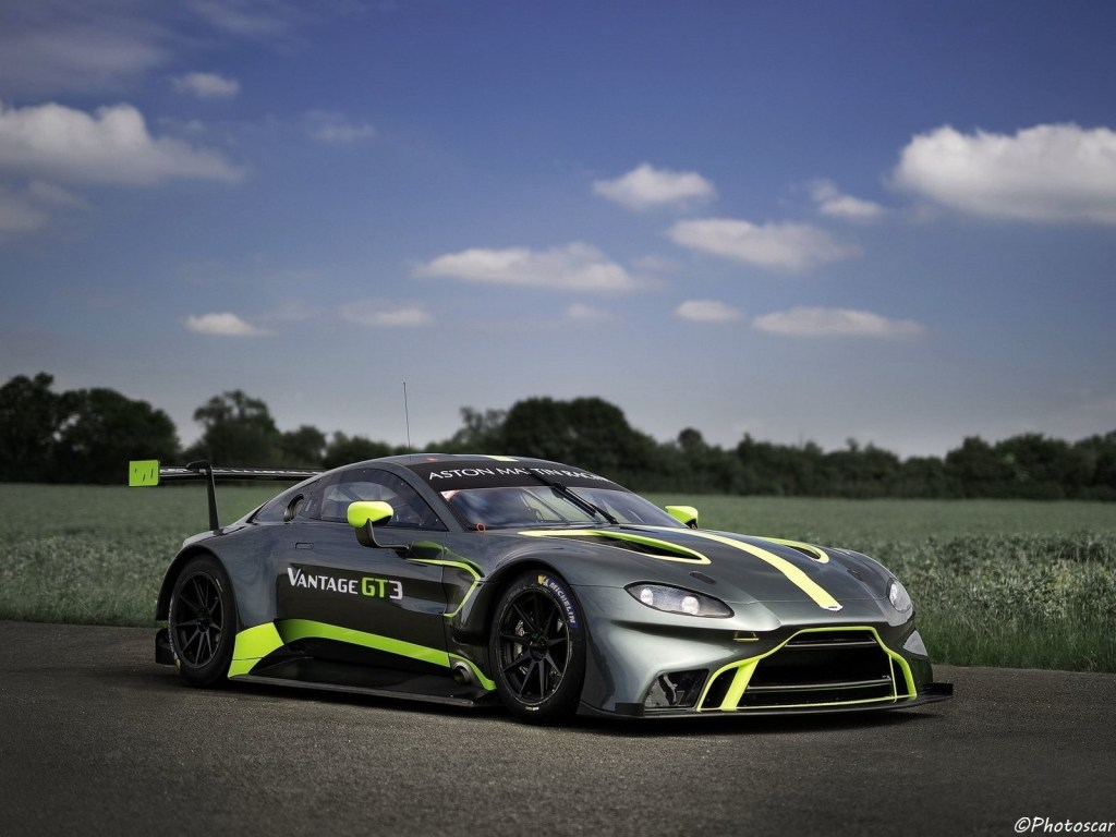 Aston Martin Vantage GT3 2019