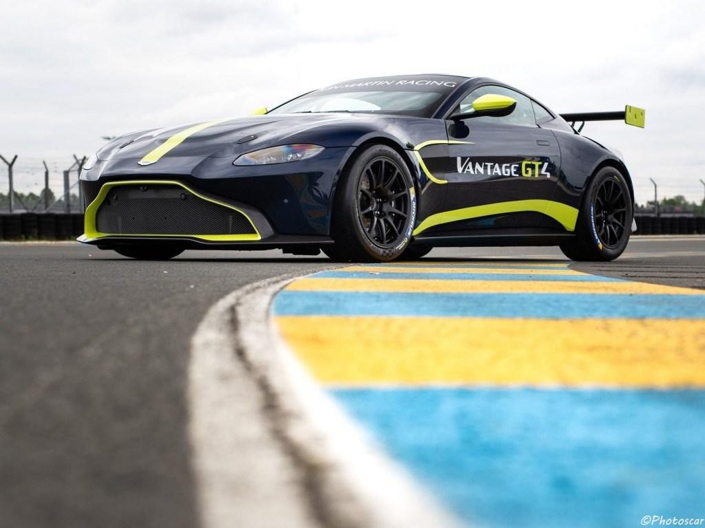 Aston Martin Vantage GT4 (2019)