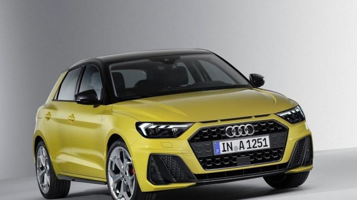 Audi A1 Sportback 2019 – Moteur 3 cylindres de 1,0 litre et de 96 ch