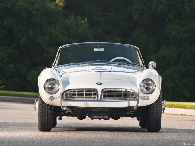 BMW 507 Roadster 1958