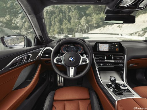 BMW 8 Series Coupe (2019)
