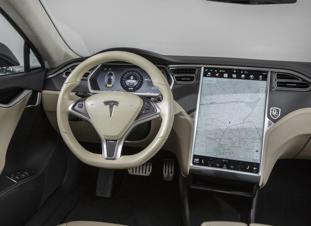 Tesla Model S Shooting Brake (2018)