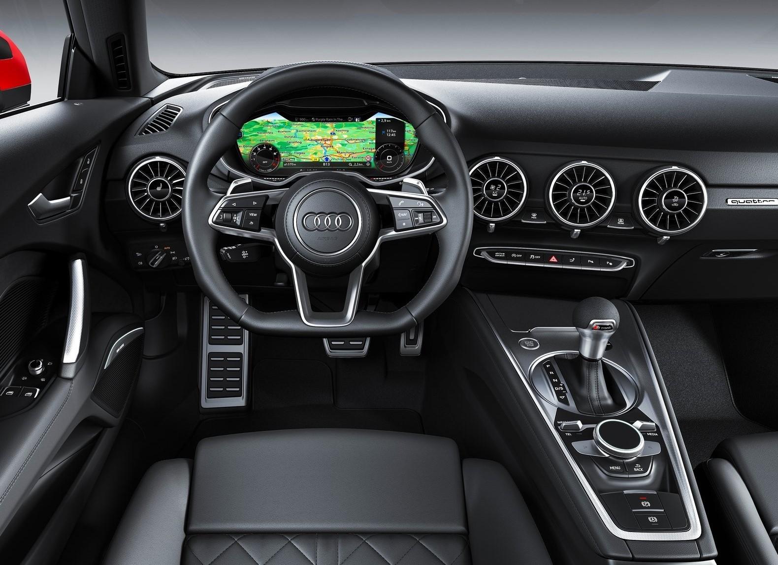 Audi TT 2019 Coupe