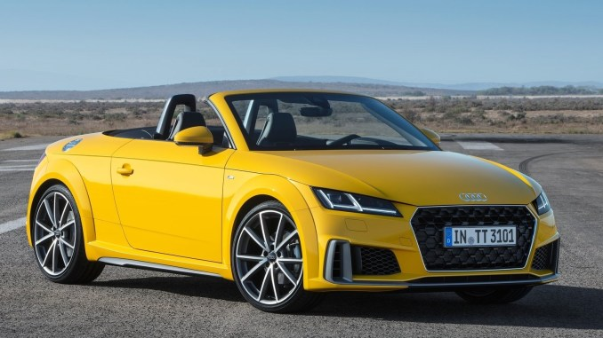 Audi TT 2019 Roadster