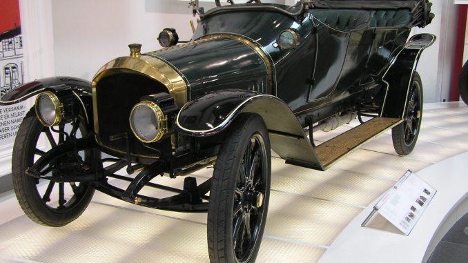 Audi Type A Phaeton 1911