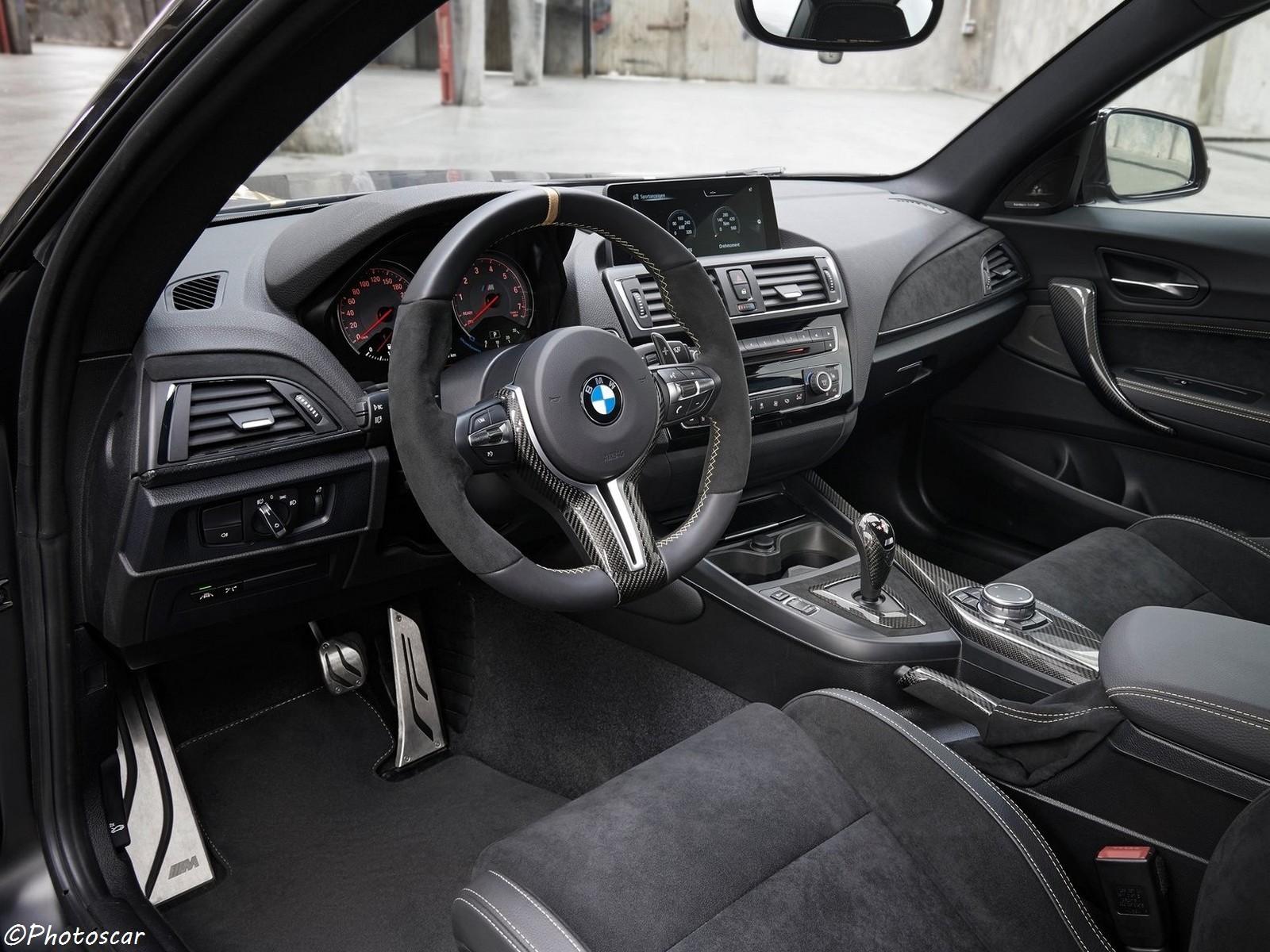 BMW M2 MPerformance Parts Concept 2018