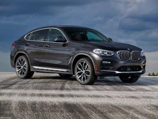 BMW X4 xDrive30i G02 USA 2018