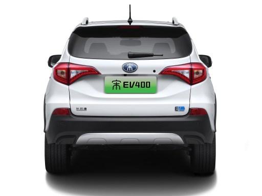 BYD Auto Song EV400 2018