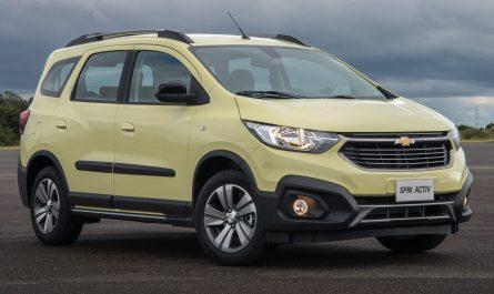 Chevrolet Spin Activ 2018