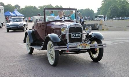 Ford Modele A 1928 - Traversée de Paris Estivale 2018