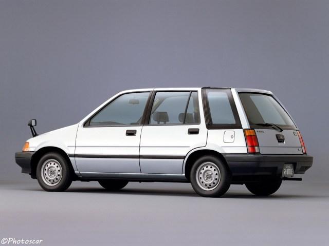 Honda Civic Shuttle 1983