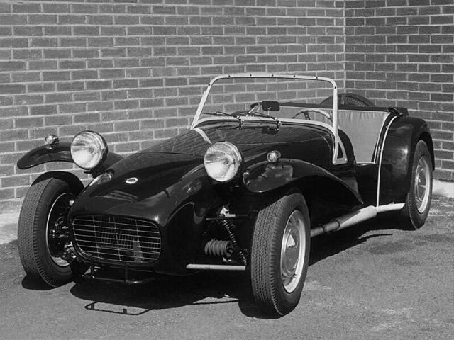 Lotus 7 (1957)