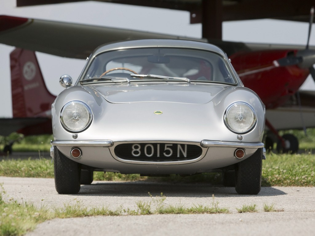 Lotus Elite S1 UK 1957