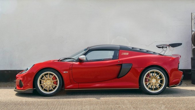 Lotus Exige Cup 430 Type 49 2018