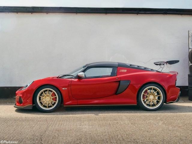 Lotus Exige Célébration Type 49 2018