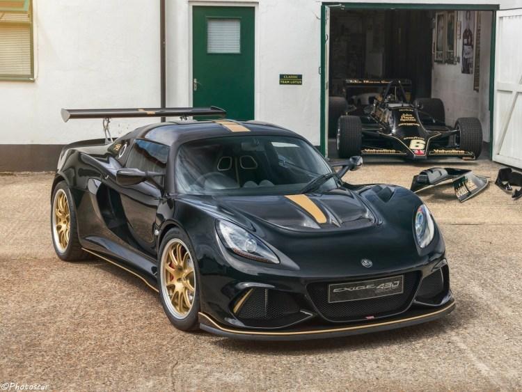 Lotus Exige Cup 430 Type 79 2018