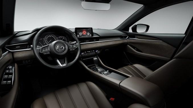 Mazda6 Wagon 2018