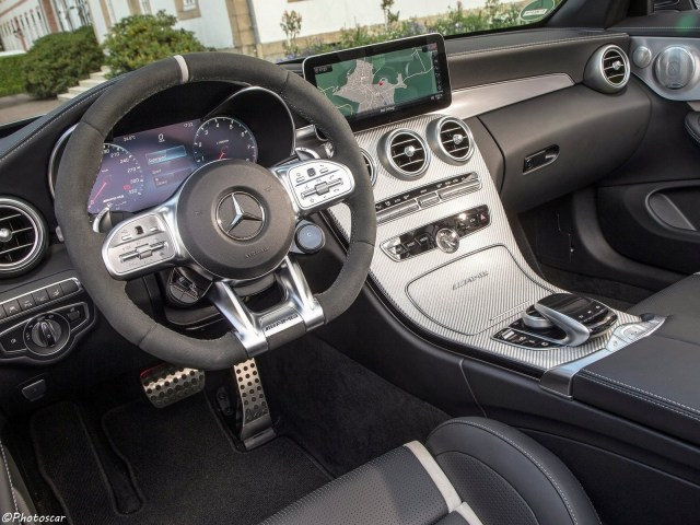 Mercedes C63 S AMG Cabriolet 2019