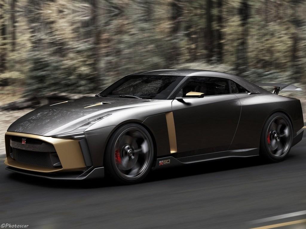 Nissan GT-R50 Concept 2018 - Italdesign