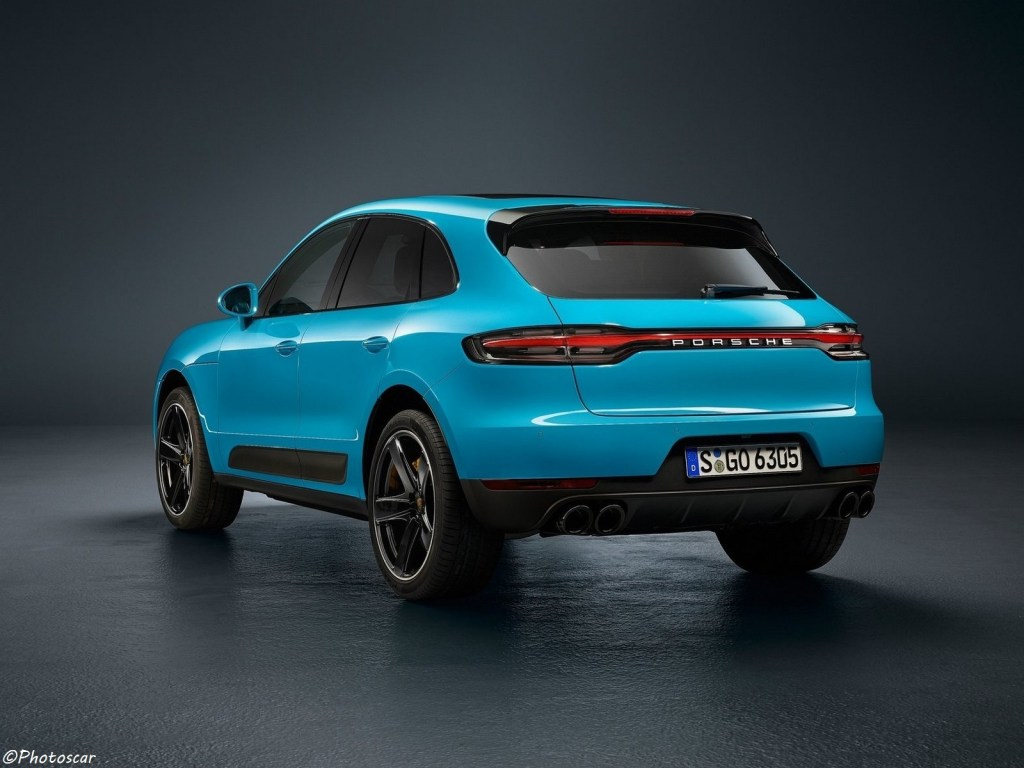 Porsche Macan 2019