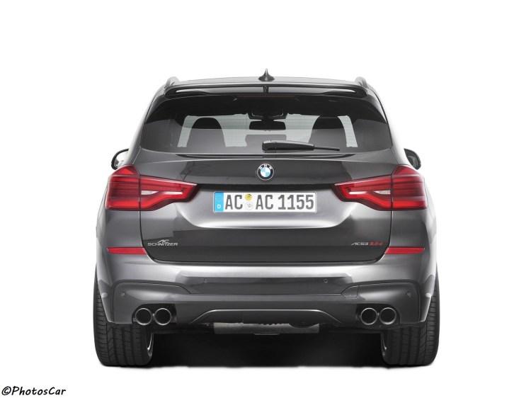 AC Schnitzer ACS3 BMW X3 2018