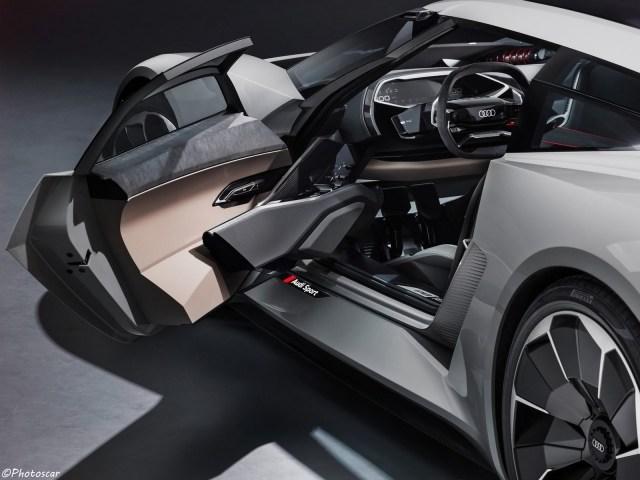 Audi PB18 e-Tron Concept 2018