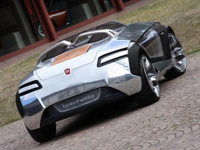 Bertone Fiat Barchetta Concept 2007