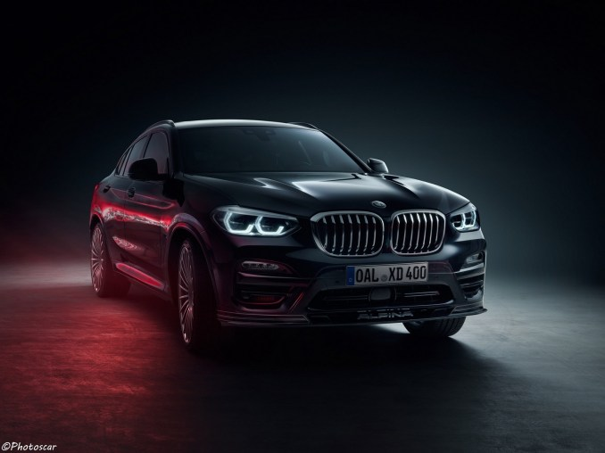 Bmw Alpina XD4 2018