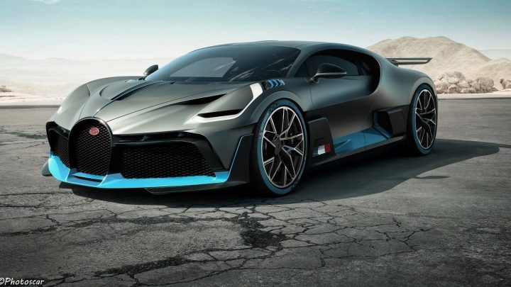 Bugatti Divo 2019 – Un programme aérodynamique très sophistiqué