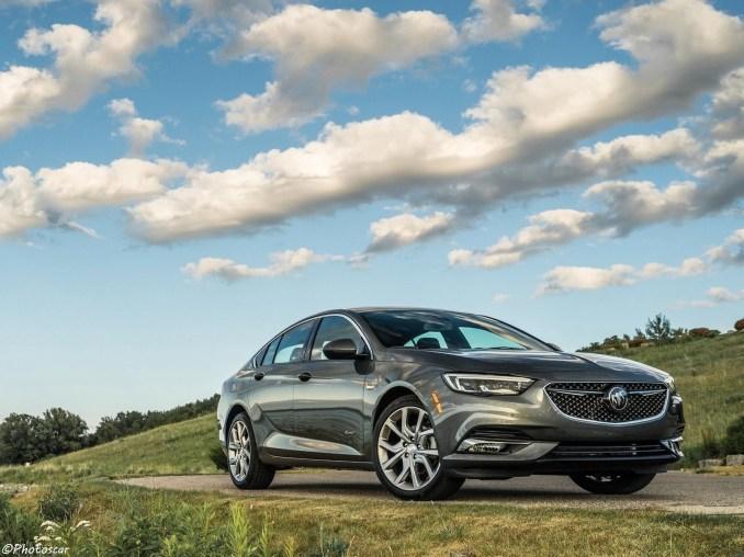 Buick Regal Avenir 2019