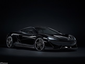 McLaren 570GT MSO Black Collection 2018