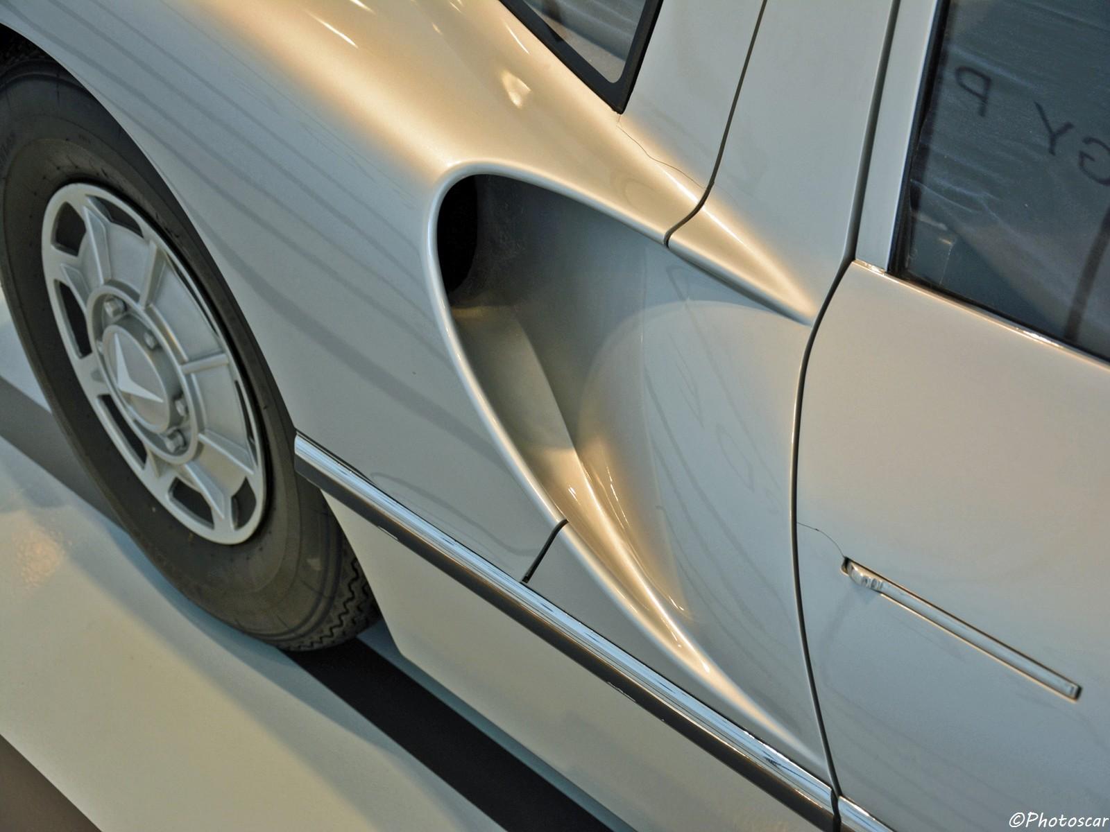 Mercedes SL-X 1965